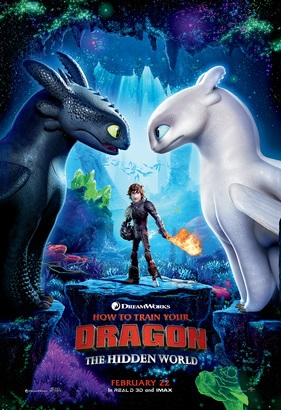 Movie 請你看優先場《HOW TO TRAIN YOUR DRAGON: THE HIDDEN WORLD》