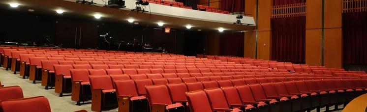 大多倫多中華文化中心 《何伯釗劇院》 Chinese Cultural Centre of Greater Toronto