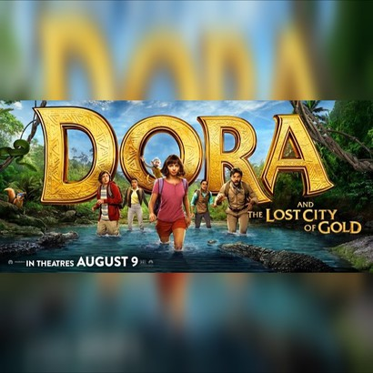 Movie 請你看優先場《DORA AND THE LOST CITY OF GOLD》