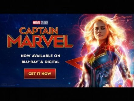 Blu-ray™ 請你看好戲 《MARVEL STUDIOS' CAPTAIN MARVEL》