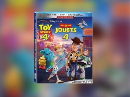 Blu-ray™ 請你看好戲 DISNEY AND PIXAR'S 《TOY STORY 4》