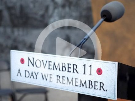Remembrance Day 世界各地的軍人纪念